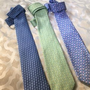 Private Listing - Flyfishing Vineyard Vines Tie